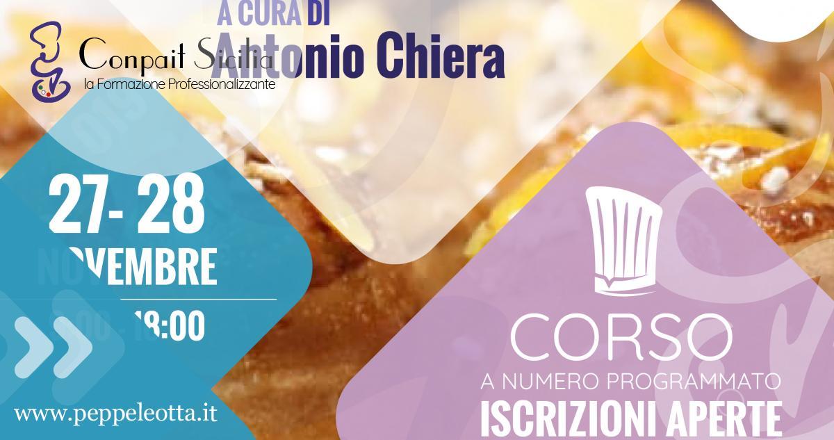 Antonio Chiera corso Conpait Sicilia